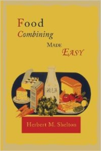 Food Combining Made Easy - Book Cover