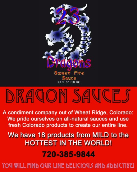 Dragon Sauces