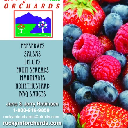 Rocky Mountain Orchards 1