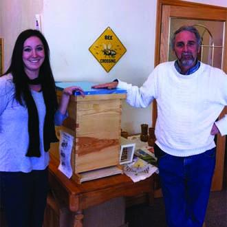 Tisha Casida & James Bertini at Denver Urban Homesteading