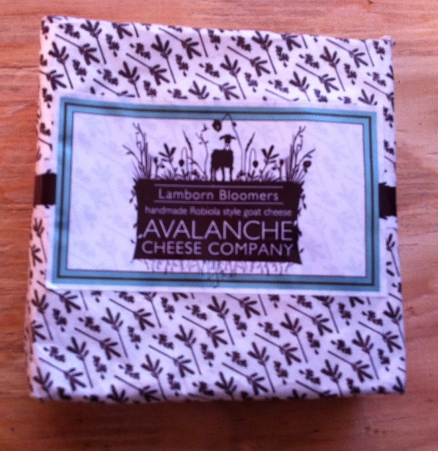 Avalanche Goat Cheese