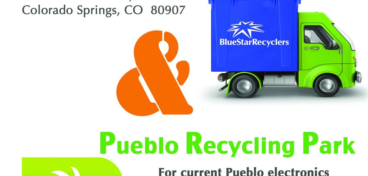 BlueStar Recyclers Advertisement - Spring 2010