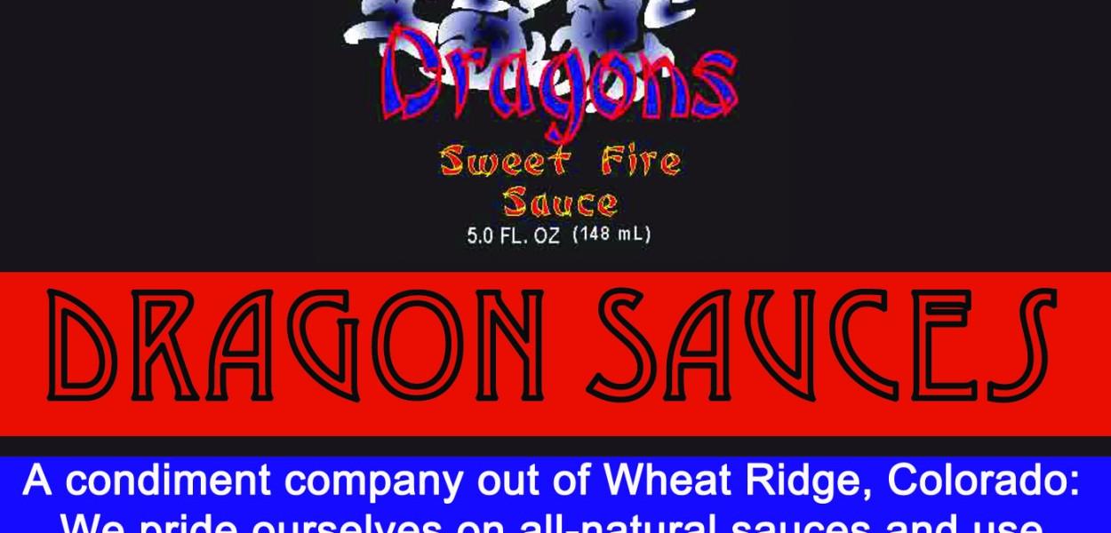 Dragon Sauces Advertisement - Chile Chili Fest 2012