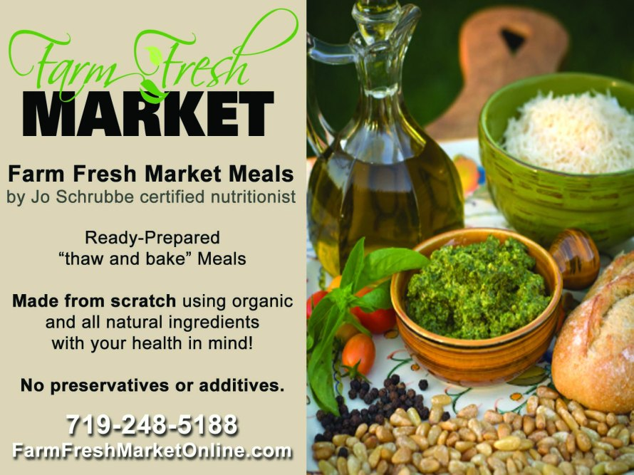 Farm Fresh Market - Graphics from That's Natural!