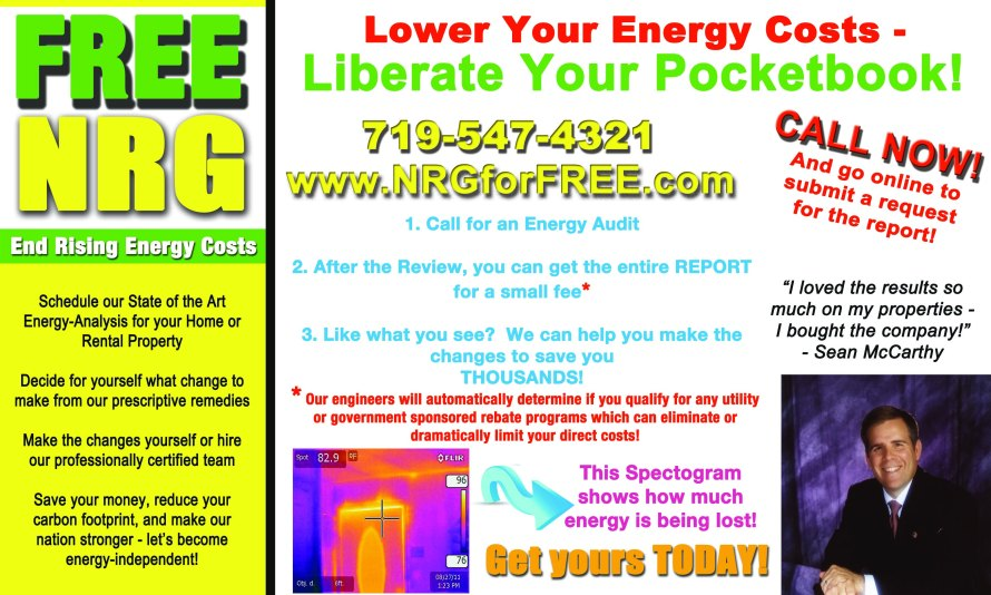 Free NRG - Graphics & Advertising from That's Natural! Marketing