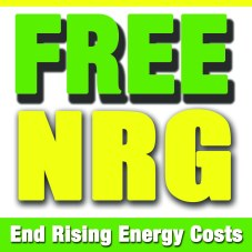 Free NRG - Logo Design from That's Natural! Marketing
