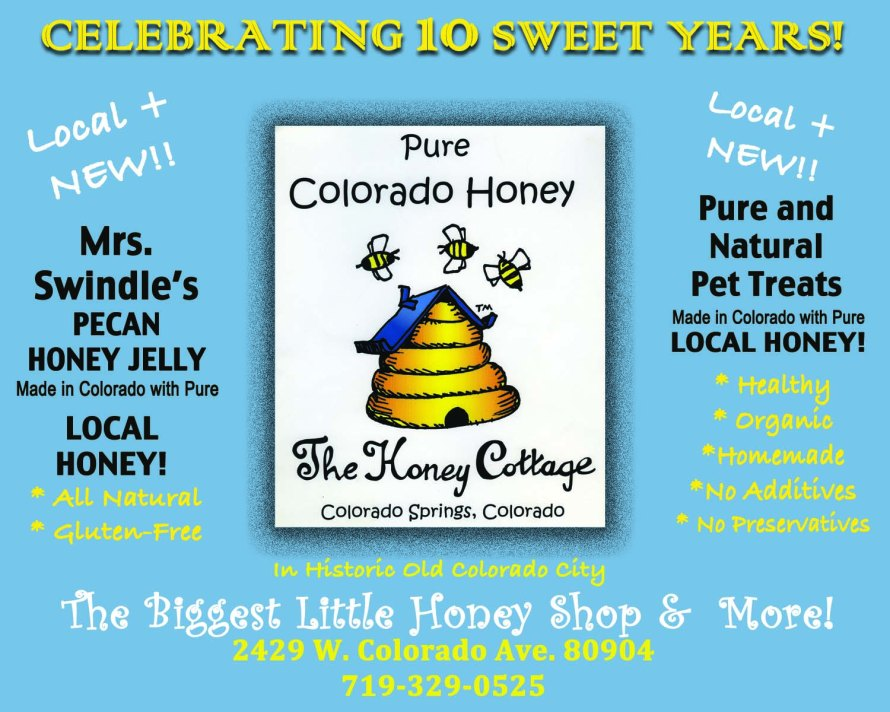 Honey Cottage - Graphics & Advertising from That's Natural! Marketing