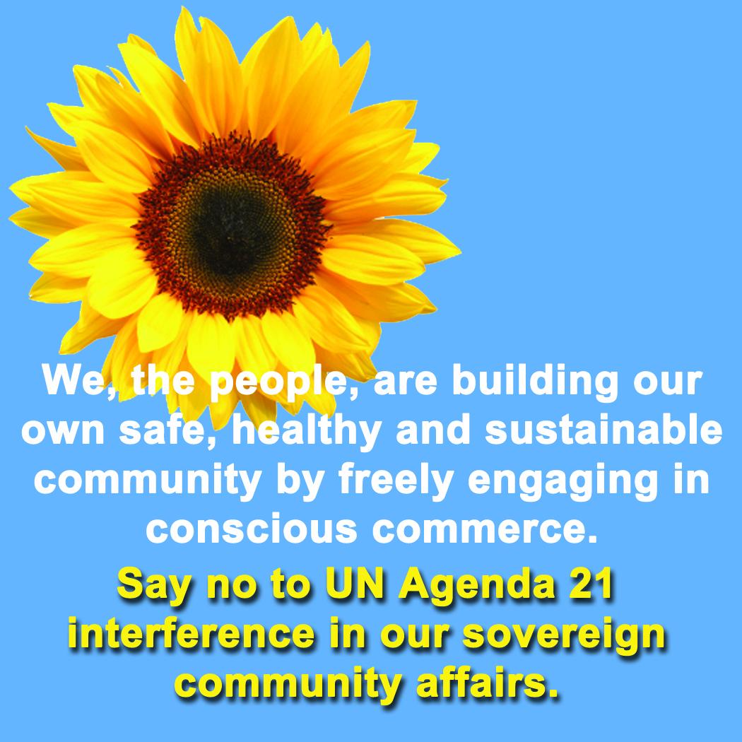 No Agenda 21