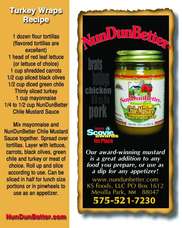 NunDun Better Advertisement_February2012