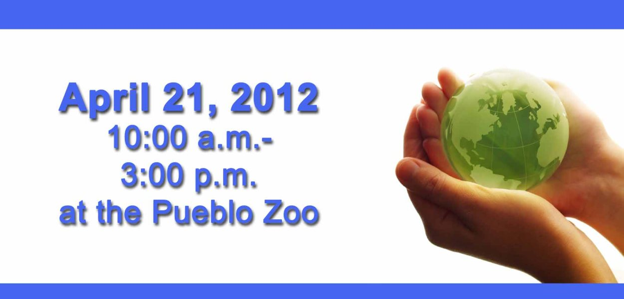Pueblo Earth Day Advertisement
