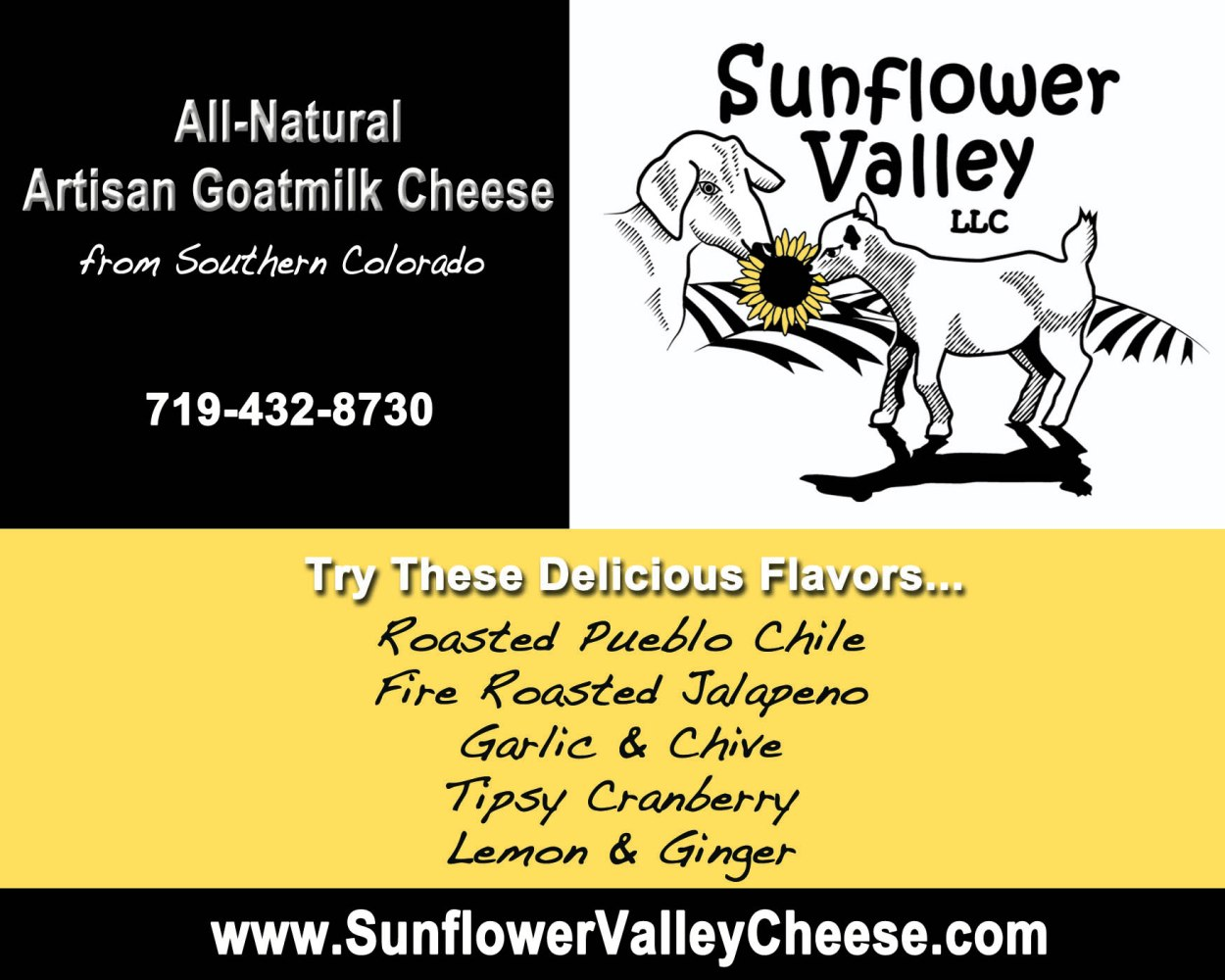 Sunflower Valley Advertisement - Chile Chili Festival 2012