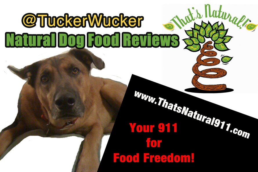 Tucker That's Natural! Dog Treat Reviews
