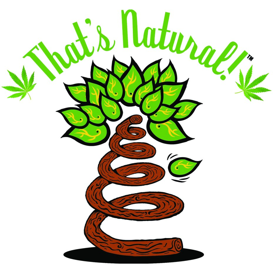 TN Logo with Weed Leaves