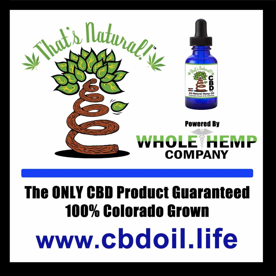 The Only CBD Product Guaranteed from CO