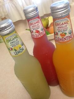 Galvanina Sparkling Fruit Beverage
