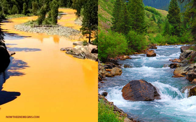 Image from: http://www.nowtheendbegins.com/blog/wp-content/uploads/2015/08/environmental-protection-agency-epa-destroys-animas-river-colorado.jpg