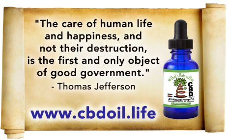 The Care of Human Life, Thomas Jefferson Quote