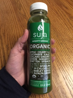 Suja Mighty Greens - TN Food Review