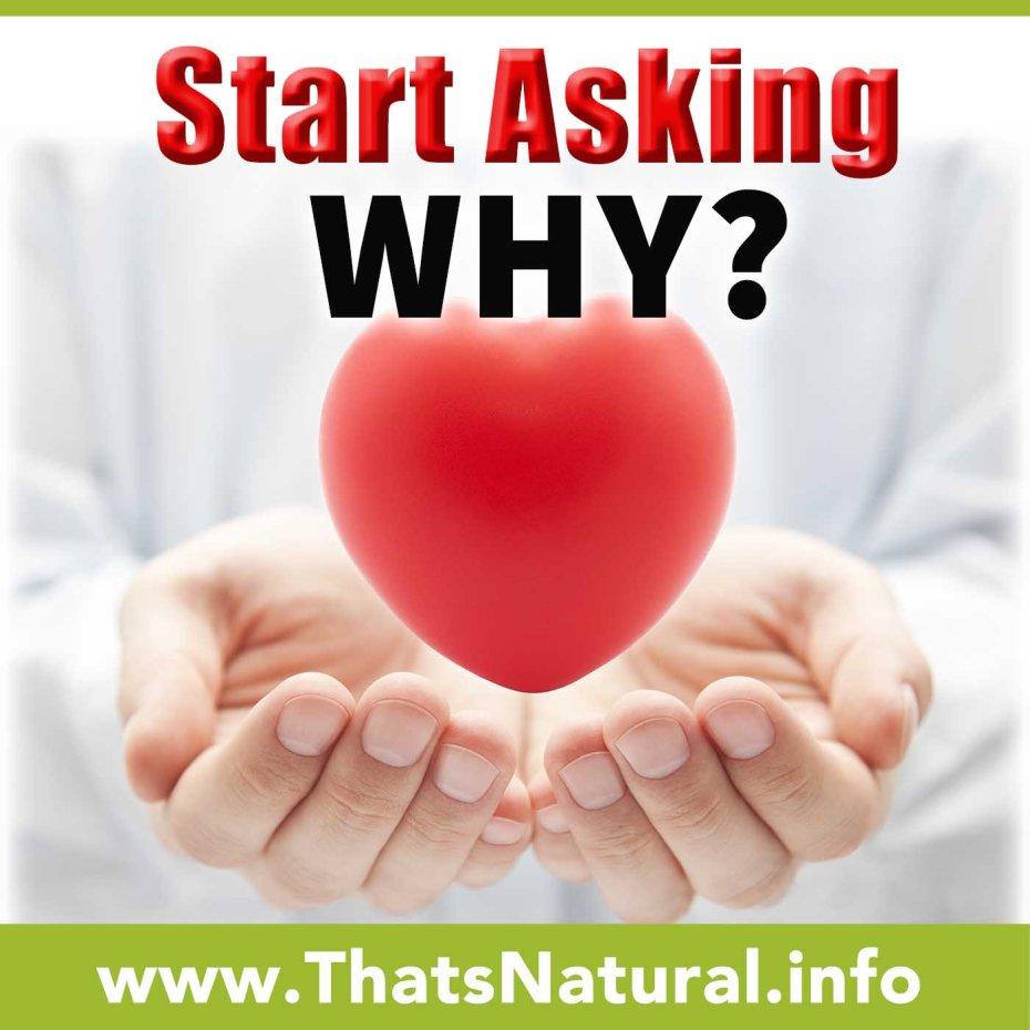 Start Asking Why - 4x4