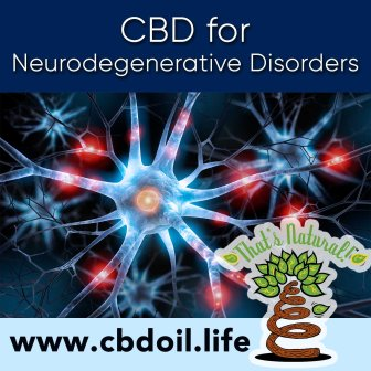 CBD for Neurodegenerative Disorders V1