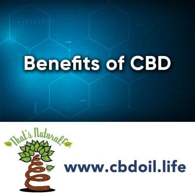 Benefits of CBD, V2