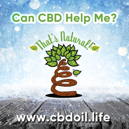 Can CBD Help Me - That's Natural at www.cbdoil.life, V1