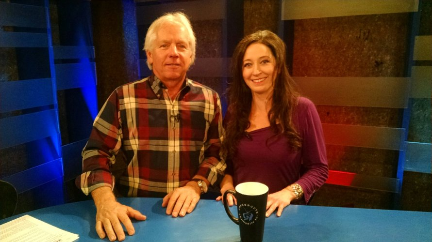 Dr. Tom Lankering with Tisha Casida on Grassroots TV 2017