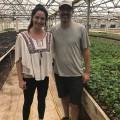 Boulder County Hemp Farm, Tisha with Farmer – RGB